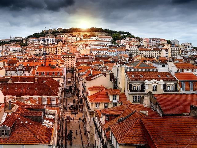 Lisbona - lisbon-1450809_640