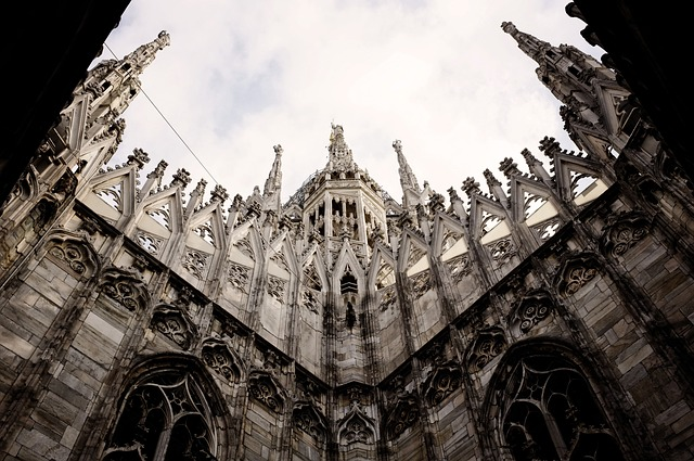 Milano-church-705893_640