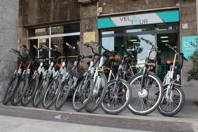 Palermo bici