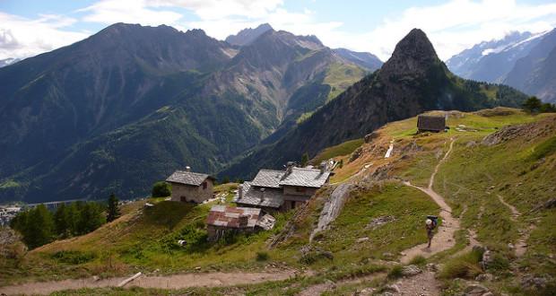 Rifugio montagna 2