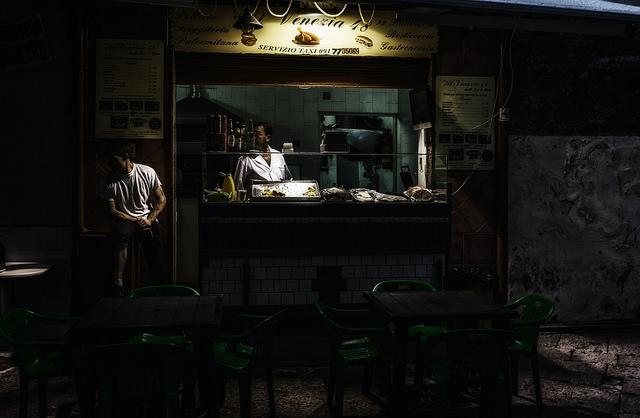 Ylannis Chatzitheodorou - palermo street food