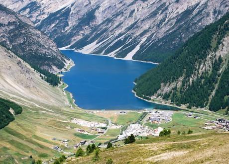 Livigno, Lago-pcdazero
