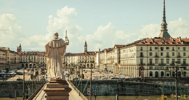 Torino Piazza Vittorio_SplitShire