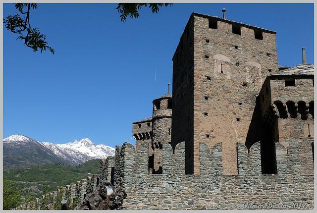 Valle d'Aosta - Vilma Busso