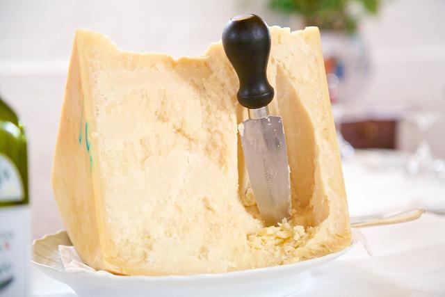 gourmet gourmand - parmigiano
