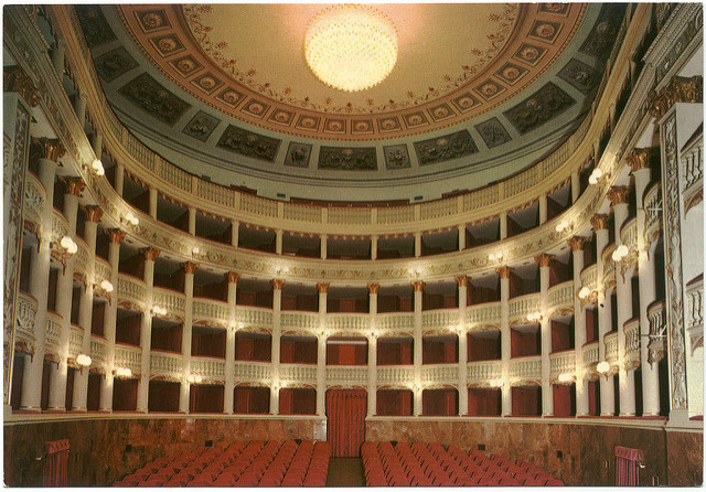 © Manuel Palomino Arjona - Teatro Metastasio