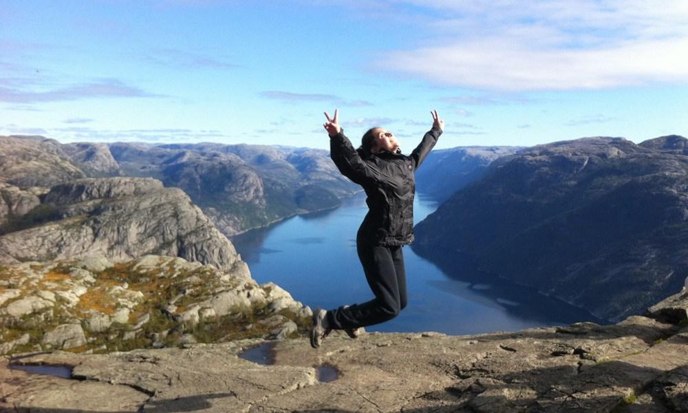 © Tiziana, dal blog Viaggio da sola perché - Norvegia