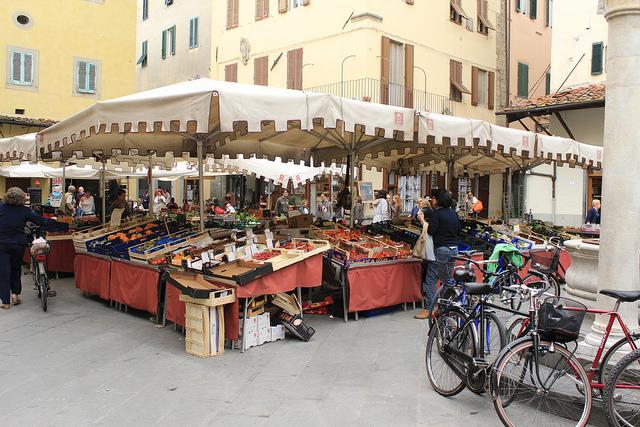visit tuscany - mercato della sala