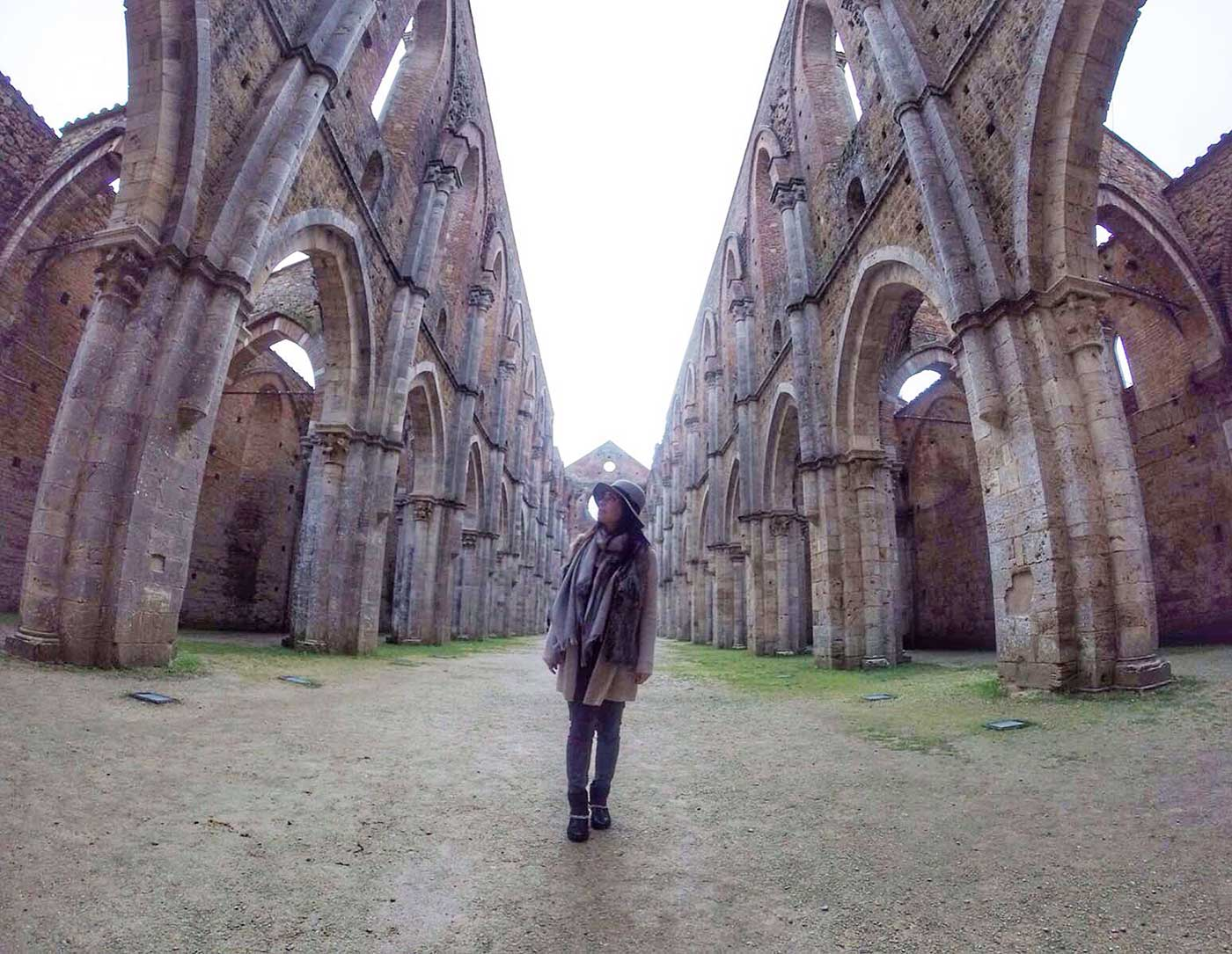 © Think Travel Live - Abbazia di San Galgano